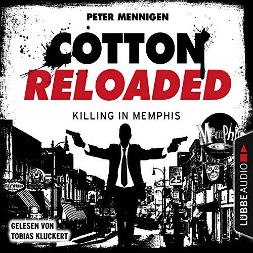 Killing in Memphis (Cotton Reloaded 49) Titelbild