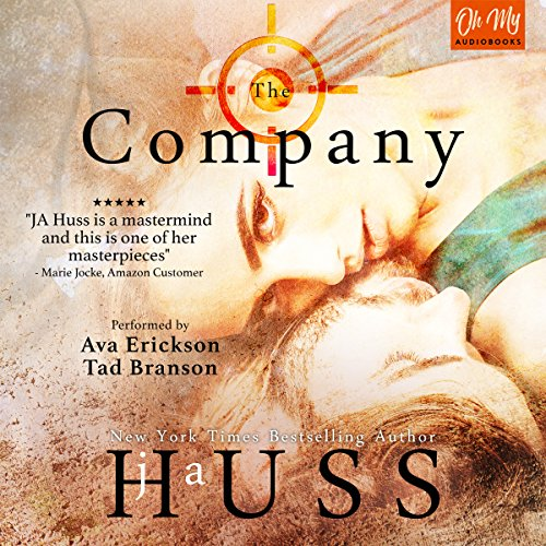 The Company audiobook cover art
