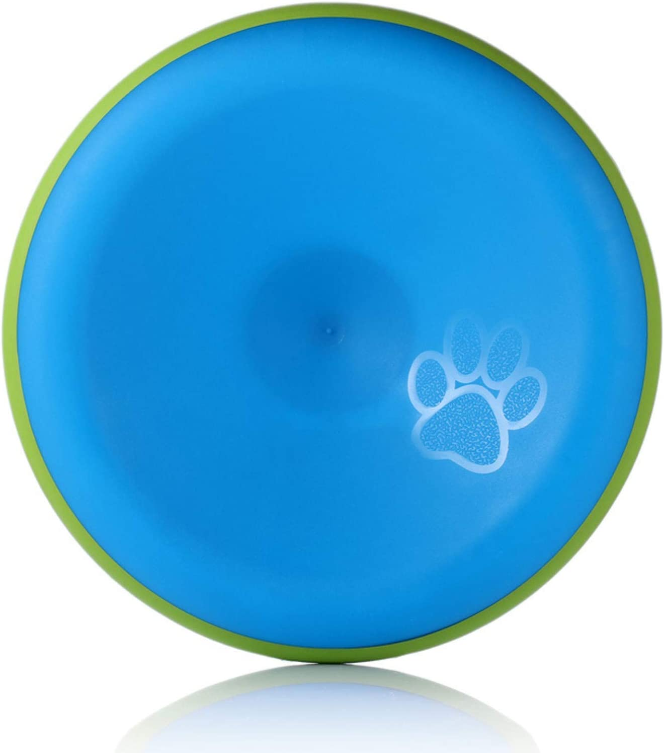 Dog Toy Frisbee Toys Flying Discs 67% Memphis Mall OFF of fixed price Outdoor Interactive