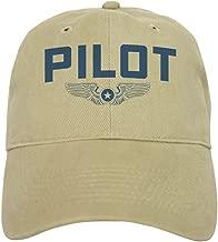 CafePress Pilot Baseball Cap