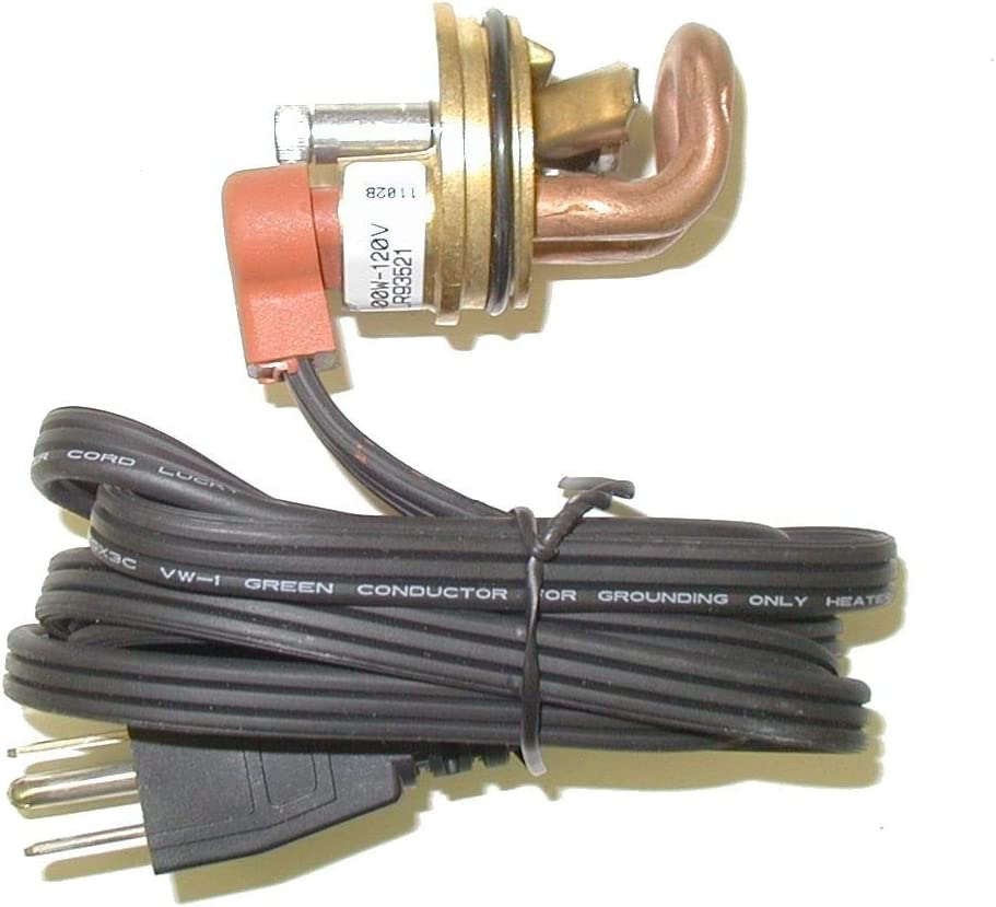 Ranking TOP1 Kat's 11461 5% OFF 400 Watt Engine Heater 32mm