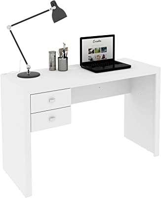 OneSpace Clemente, White Computer Desk