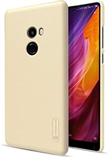 XIAOMI Mi MIX2 / MIX-II Nillkin Super Frosted Shield Back Case [GOLD Color] OFFER BY ONLINEPHONE