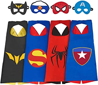 Roko Fun Cartoon Capes for Kids - Best Gifts