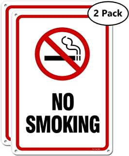 Best no smoking signs for schools Reviews