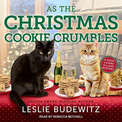 As the Christmas Cookie Crumbles cover art