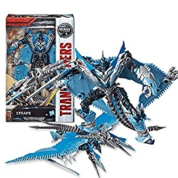1. Transformers: The Last Knight Premier Edition Deluxe Strafe