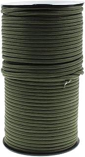 T TOOYFUL 38cm PU Escalade Descente en Rappel Corde Protector Sleeve Gaine Housse De Protection