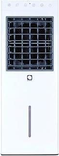Climatizador Evaporativo MCONFORT Elite 7. Potencia 58W. Cobertura 15m². Máximo Caudal 700m³/h. 3 Velocidades.Mando a Distancia. Ventilador Axial.Temporizador. Antimosquitos. Depósito 9L. Panel Táctil