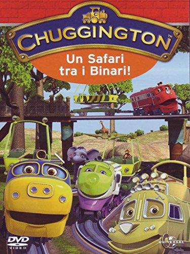 Chuggington - Un safari tra i binari!Volume04