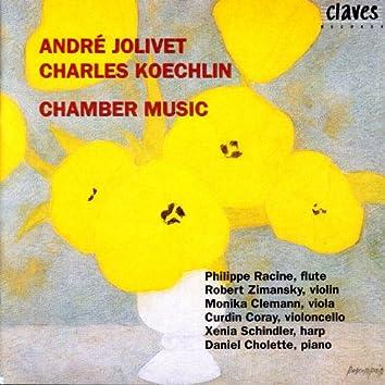 Jolivet  & Koechlin: Chamber Music