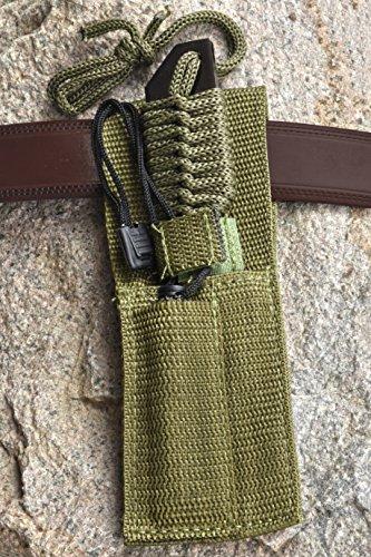 SE Outdoor Tanto Knife with Firestarter - KHK6320-FFP 4