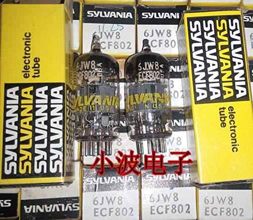 Chavis 6JW8 ECF802 electron tube replacement for 6U8A 6F2 ECF82 electron tube