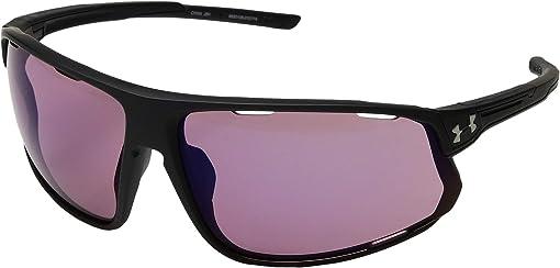 Satin Black/Black/Golf Tuned Lens