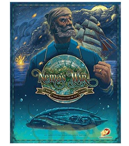 Nemo's War 2nd Edition