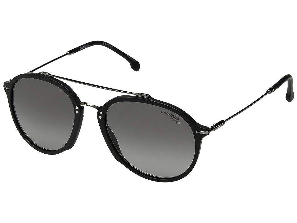 Carrera Carrera 171/S (Matte Black) Fashion Sunglasses
