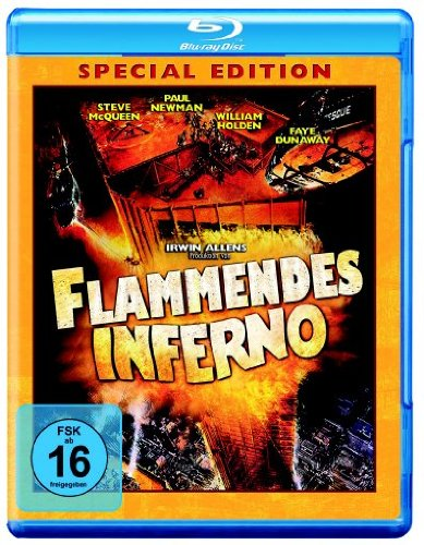 La Tour Infernale (Flammendes Inferno) [Blu-ray] [Import anglais]