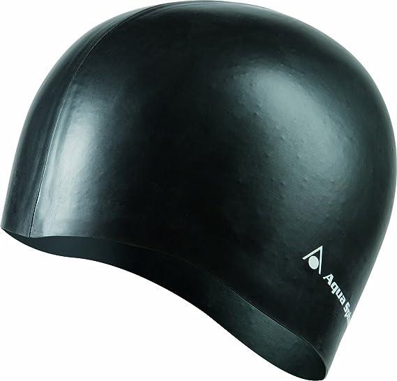 AQUASPHERE CUFFIA AQUA GLIDE SWIM CAP 144.750 BLACK ADULTO