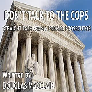 Don't Talk to the Cops cover art