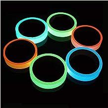 Hittebestendige tape Reflecterende Glow Tape Zelfklevende Sticker Verwijderbare Lichtgevende Tape Fluorescerende Gloeiende...