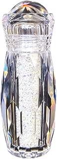 Crystal AB Rhinestones 5000pcs, 1 Bottle of Ultra Mini 1.2mm Micro Rhinestones, Glass Caviar Beads for 3D Nail Art, DIY Crafts