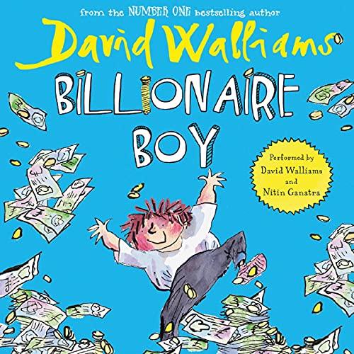 Billionaire Boy cover art