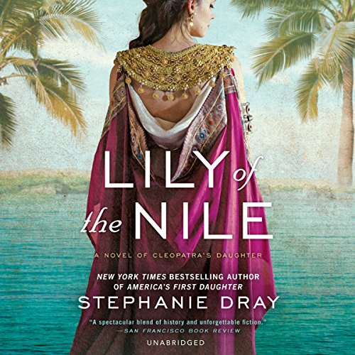 Lily of the Nile audiobook cover art