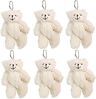 CheeseandU 12Pack Stuffed Animals Plush Bears, 4.3