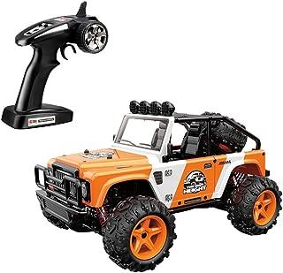 Best rc orange truck Reviews
