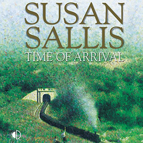 Time of Arrival audiobook cover art