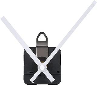 Mudder 31 mm Long Shaft Quartz Clock Movement DIY Clock Repair Kit (White)