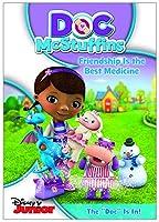 Doc Mcstuffins: Friendship Is the Best Medicine [DVD] [Import]