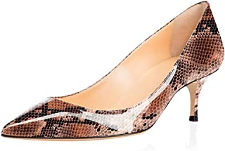 nouveau style 0beac d03fe Amazon.fr : Python - Escarpins / Chaussures femme ...