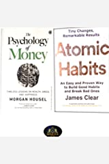 ATOMIC Habitats and The PSYCHOLOGY of money set of 2 book Paperback