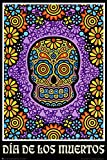 Day of The Dead by Charlie Hardwick 24x36 Poster Art Print Dia De Los Muertos