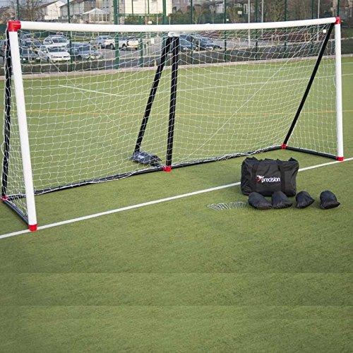 Precision Goal 16'X7' Gonfiabile con rete, pompa, sabbia e tasselli da £310