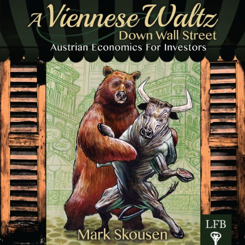 A Viennese Waltz Down Wall Street audiobook cover art