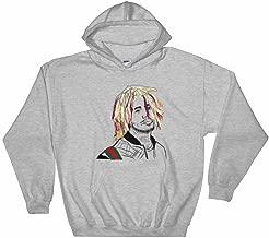 Babes & Gents Lil Pump Grey Hoodie Sweater (Unisex)