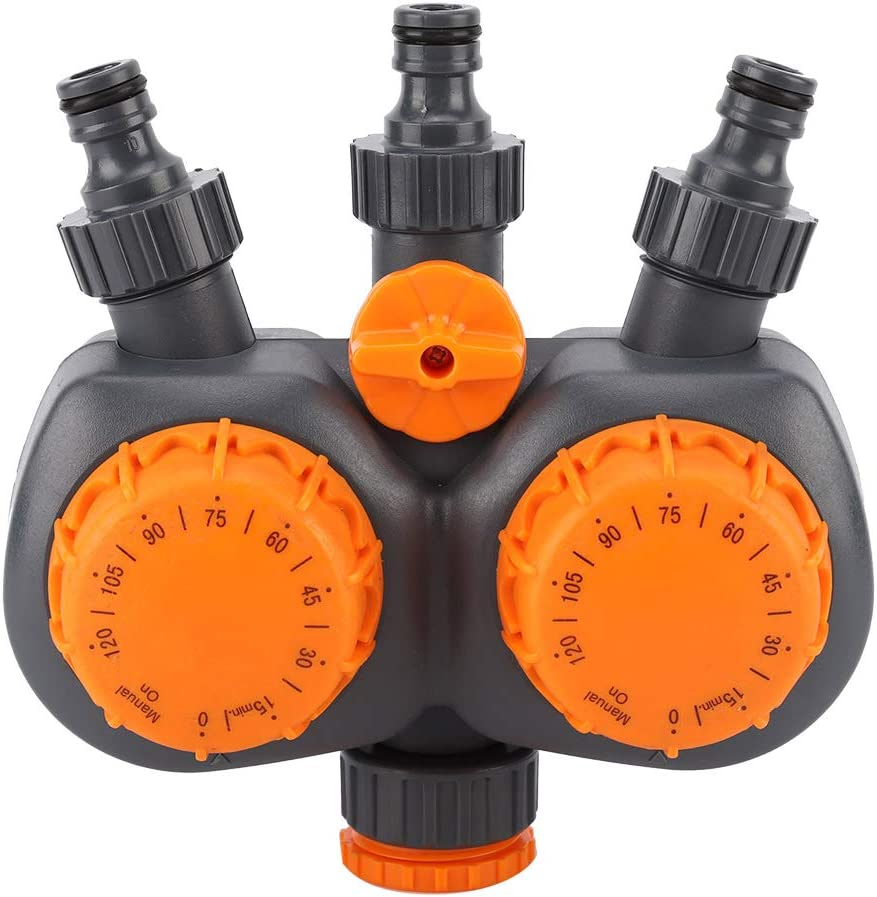 Popular brand CHENQIAN Garden Water Controller Switch Max 60% OFF with G3 Head 4'' Double