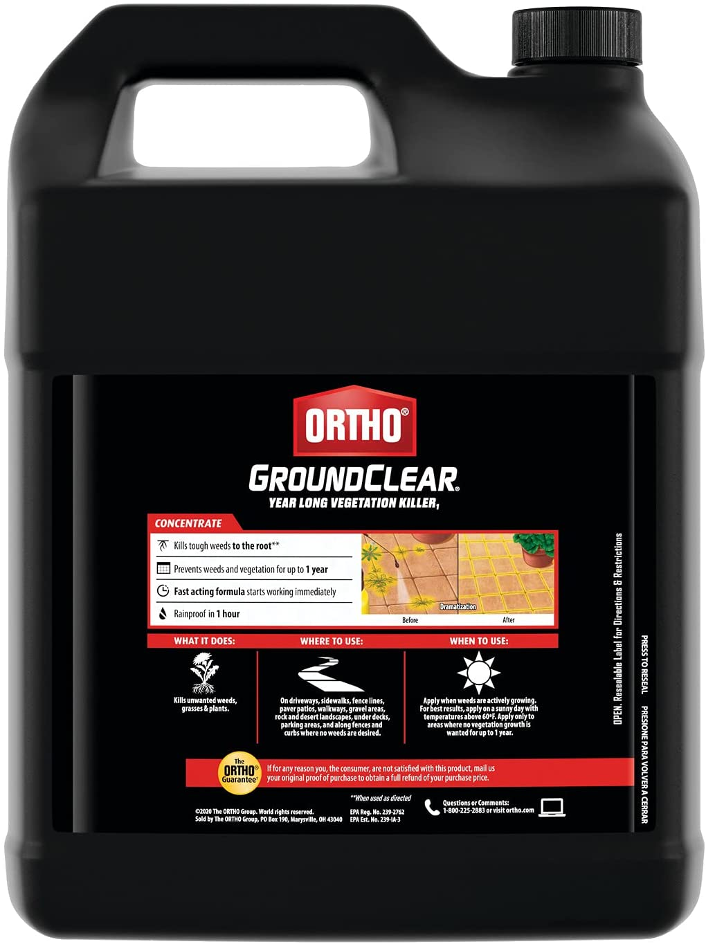 best weed killer consumer reports