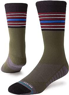 STANCE Men's Distances Crew Socks