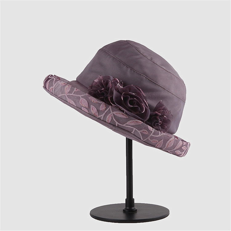 Women's Hat Summer of The Light Sun Hat Against Uv Sun Visor