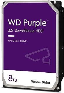 Western Digital WD Purple 8To SATA 6Gb/s CE 3.5p