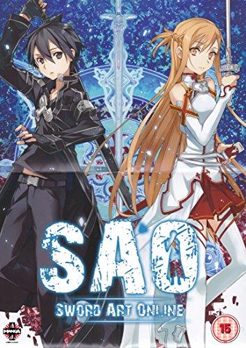 Sword Art Online Part 1 (Episodes 1-7) [Edizione: Regno Unito] [Import]
