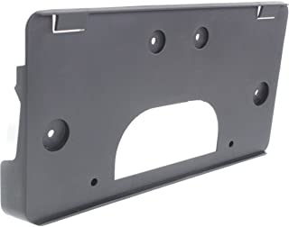 Diften 102-A4082-X01 - New License Plate Bracket Front Primered Chevy Full Size Truck 2007 GM1068116