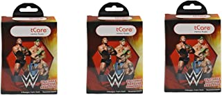 WWE 20 pc Bandages x 3 Pack 54224, Multicolor