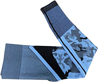 XFKLJ Sports Bra Yoga Pants Sport Fitness Seamless Yoga Set Suit Camouflage Workout Clothes Gym for Women Leggings Breatha...