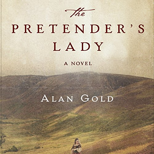 The Pretender's Lady audiobook cover art