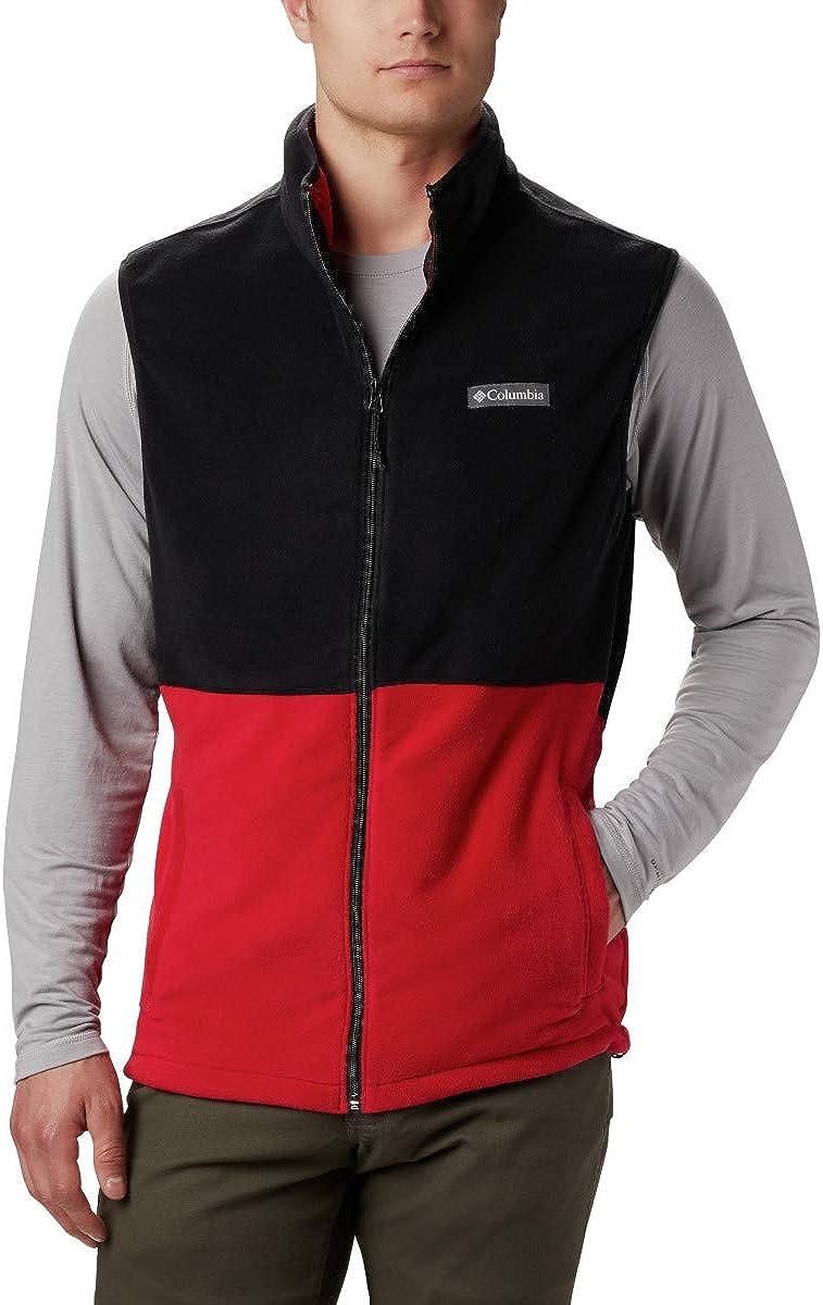 Columbia Men's Basin Trail Fleece Vest