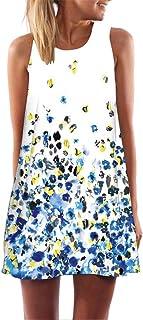 ReooLy Fashion Womens Crochet Lace Backless Mini Slip Dress Camisole Sleeveless Dress